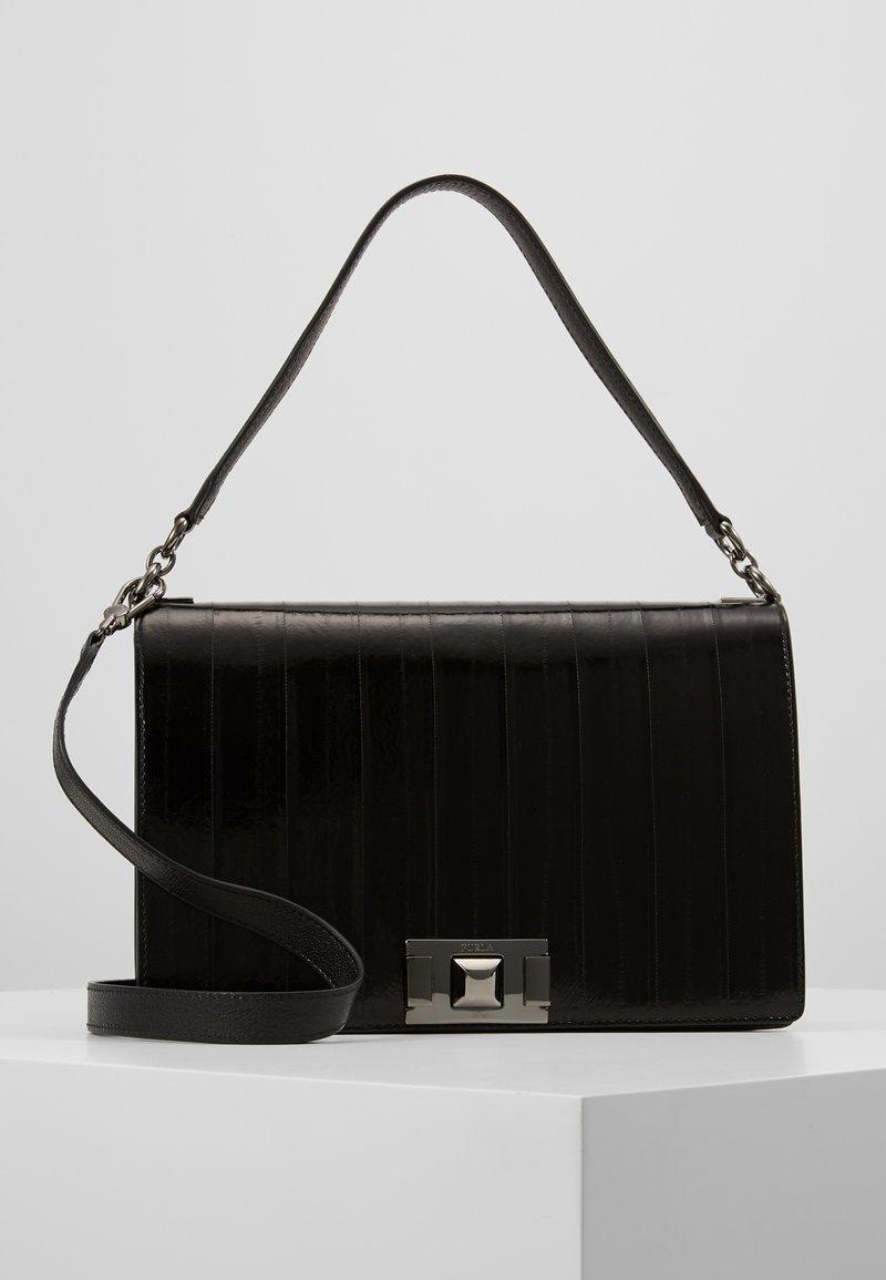 Furla - MIMI SHOULDER BAG - Handbag - onyx