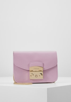 METROPOLIS MINI CROSSBODY - Schoudertas - lilla