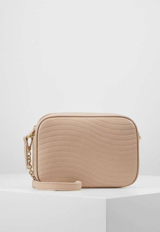 SWING MINI CROSSBODY - Torba na ramię - nude