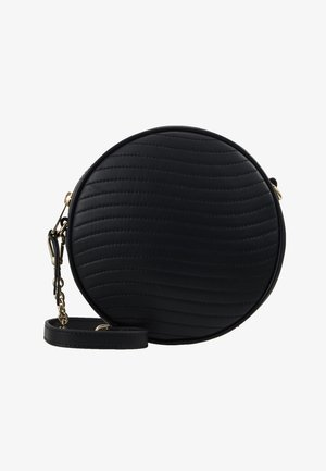WAVE MINI BODY ROUND - Sac bandoulière - onyx