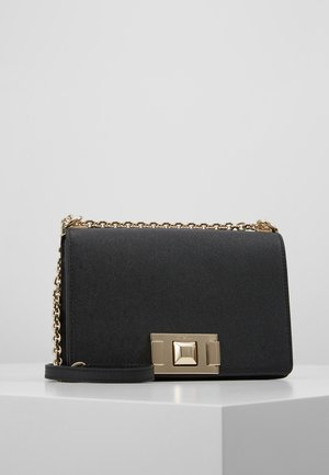 MIMI MINI CROSSBODY - Schoudertas - onyx