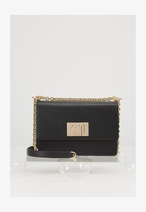FURLA 1927 MINI CROSSBODY - Across body bag - onyx