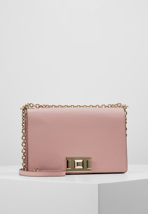 MIMI CROSSBODY - Handtasche - rosa antico