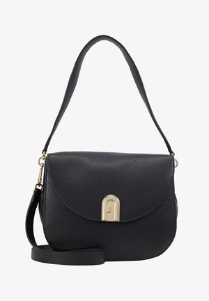 SLEEK CROSSBODY - Handbag - onyx