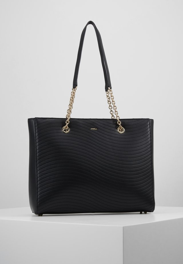 SWING TOTE CHAIN - Cabas - onyx