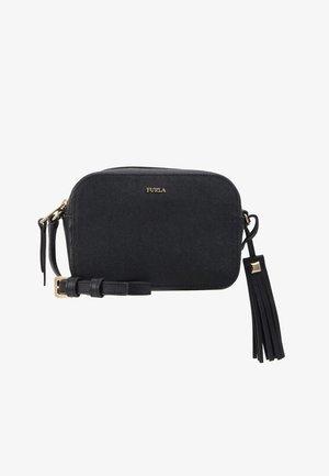 MIMI CROSSBODY CAM - Across body bag - onyx