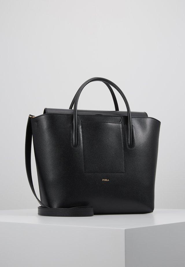 ASTRID TOTE - Handtasche - onyx