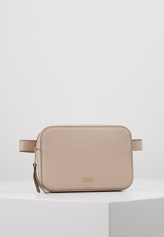 BABYLON BELT BAG - Ledvinka - dalia