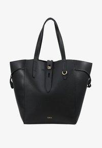 Furla - NET TOTE - Shopping Bag - onyx - 5