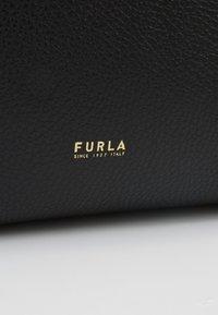 Furla - NET TOTE - Shopping Bag - onyx - 6