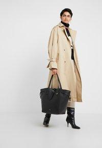 Furla - NET TOTE - Shopping Bag - onyx - 1