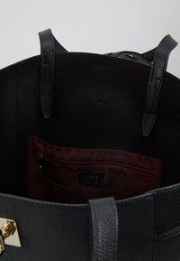 Furla - NET TOTE - Shopping Bag - onyx - 4