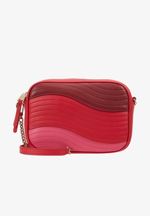SWING MINI CROSSBODY - Schoudertas - fragola /ciliegiad lipstickh