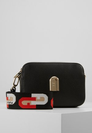 SLEEK MINI CROSSBODY - Sac bandoulière - nero