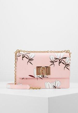 1927 MINI CROSSBODY FLORAL - Across body bag - toni rosa chiaro