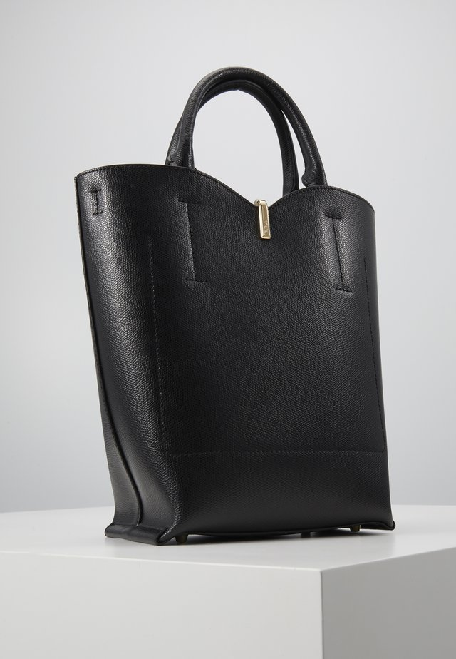 RIBBON BUCKET BAG - Håndtasker - nero