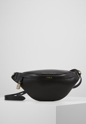 FURLA PIPER S BELT BAG - Vyölaukku - nero