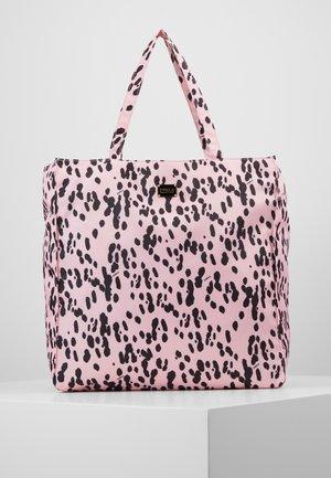 DIGIT TOTE - Tote bag - rosa