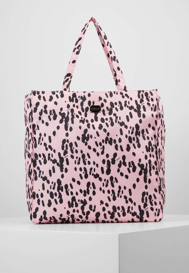 DIGIT TOTE - Shopping bag - rosa