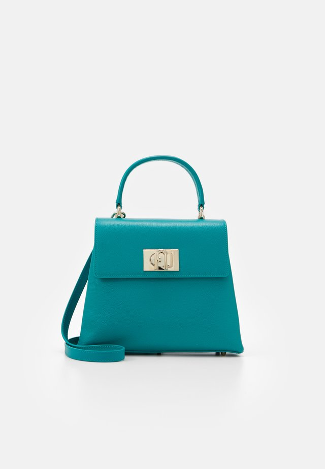 TOP HANDLE - Handväska - smeraldo i