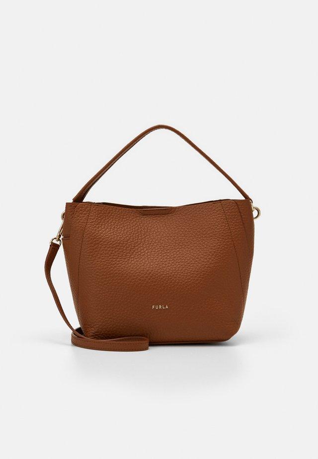 GRACE  - Handbag - cognac