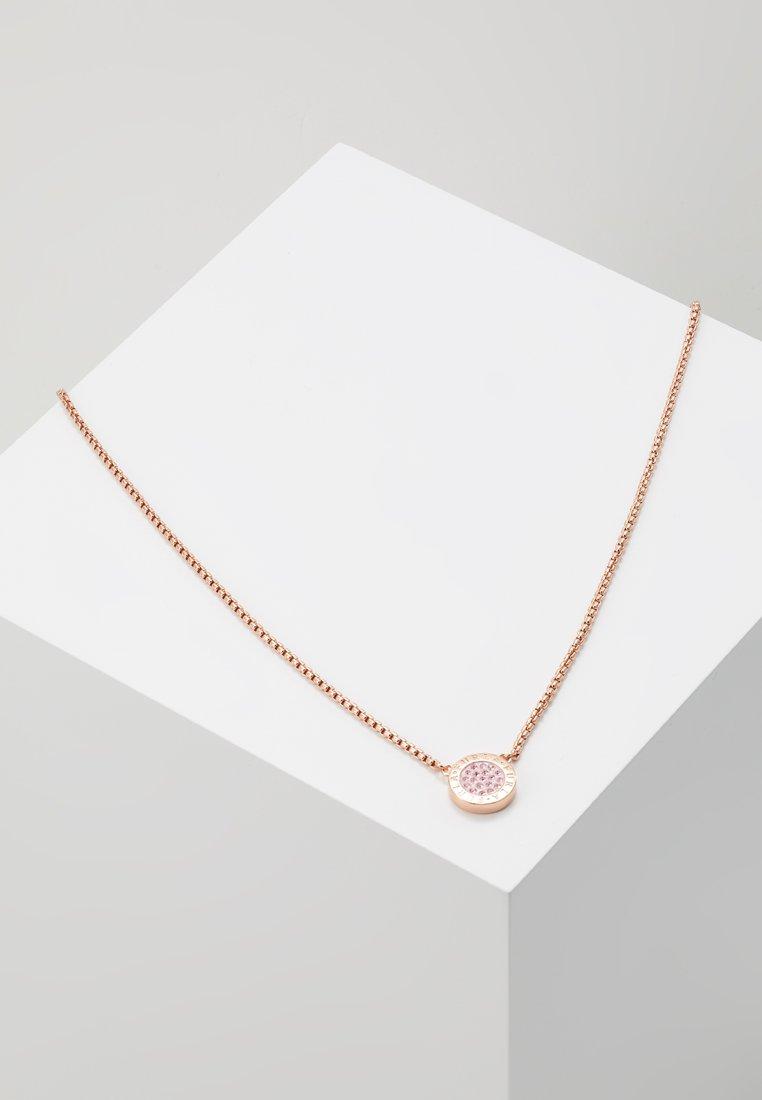 Furla - NECKLACE MEDALLION - Necklace - camelia
