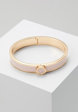 CRYSTAL BANGLE MEDALLION - Armband - camelia e