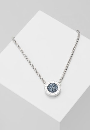 NECKLACE MEDALLION - Collar - blue