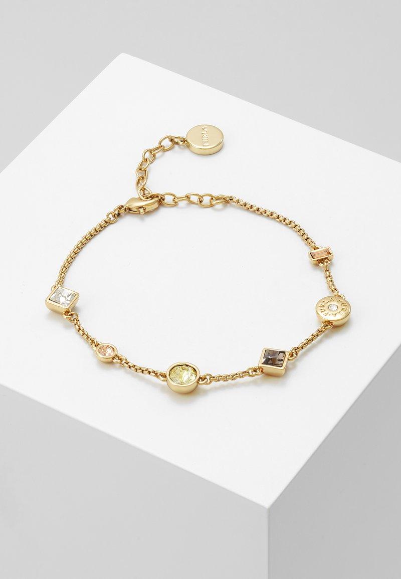 Furla - CRYSTAL MIXED BRACELET - Bracelet - gold-coloured