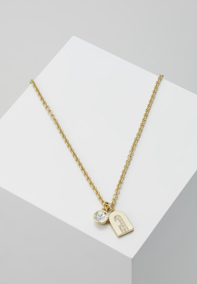 FURLA NEW NECKLACE - Necklace - color oro