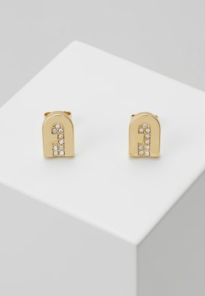 NEW STUD EARRING - Náušnice - gold-coloured
