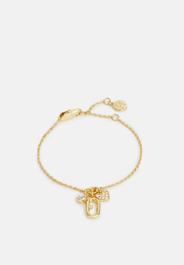 LOVE CHARM BRACELET - Bracelet - oro