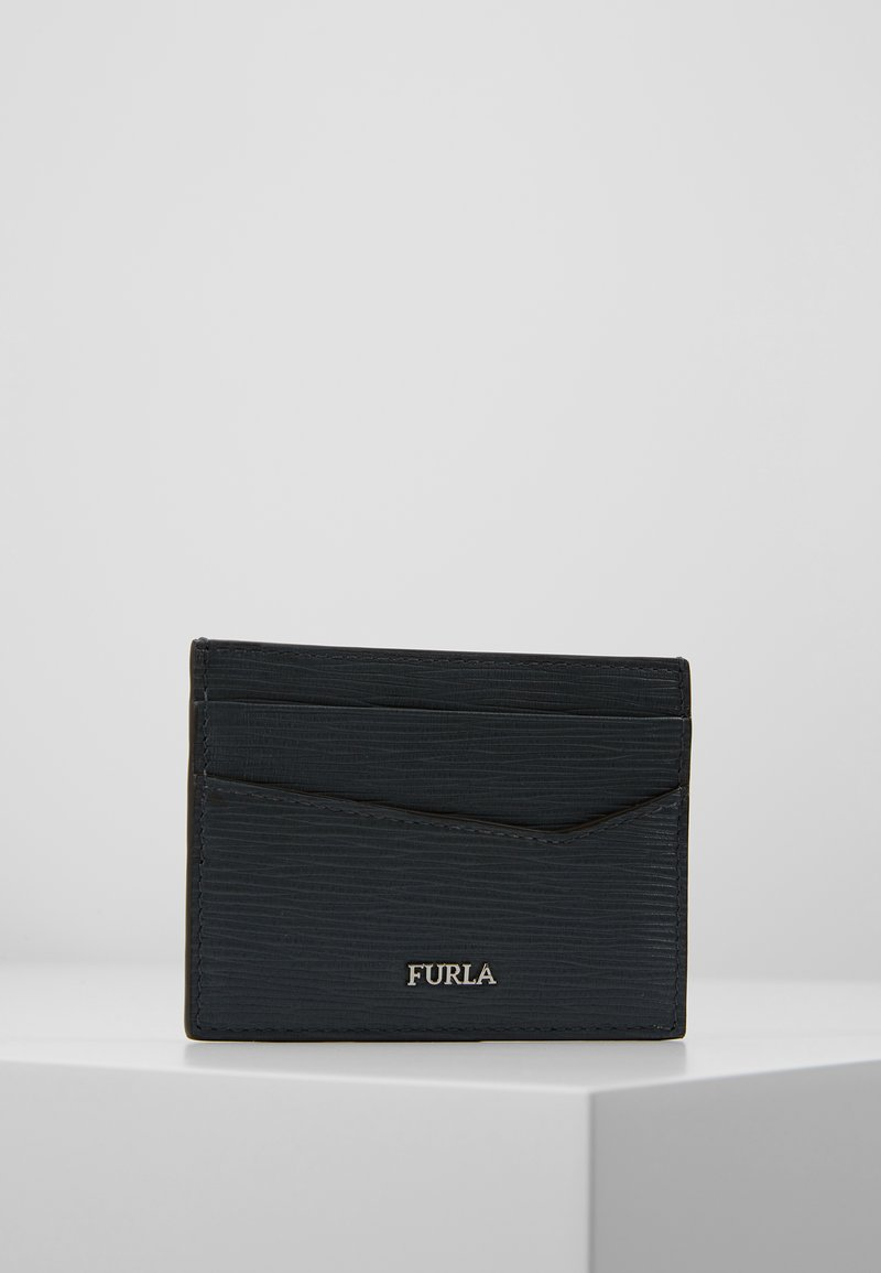 Furla - MARTE CREDIT CARD CASE - Etui na wizytówki - ardesia
