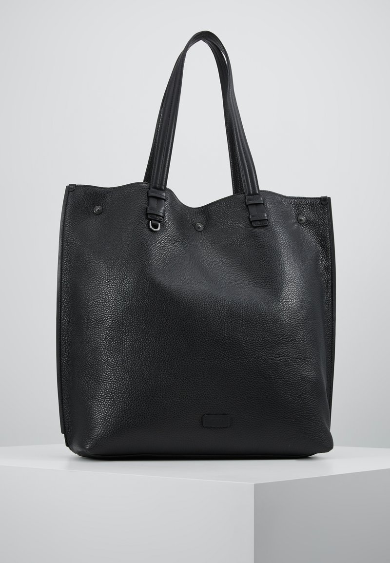 Furla - ULISSE REVERSIBLE TOTE - Shopping bag - onyx / toni ottanio