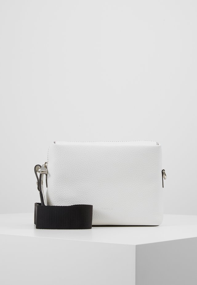 MERCURIO CROSSBODY - Skulderveske - chalk