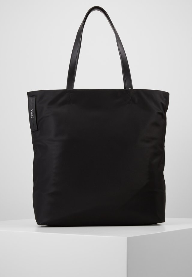 TECHNICAL TOTE - Tote bag - onyx