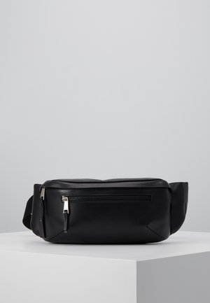 TECHNICAL BELT BAG - Rumpetaske - onyx