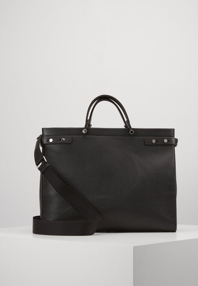 MERCURIO E/W TOTE - Shopping bag - onyx