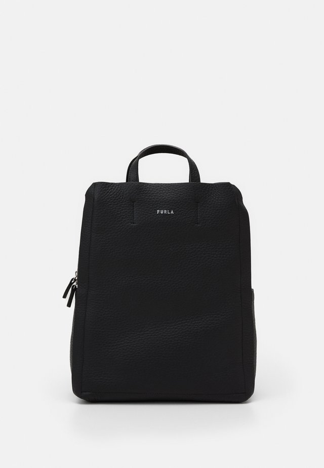 ESSENTIAL BACKPACK NIRVA UNISEX - Plecak - nero