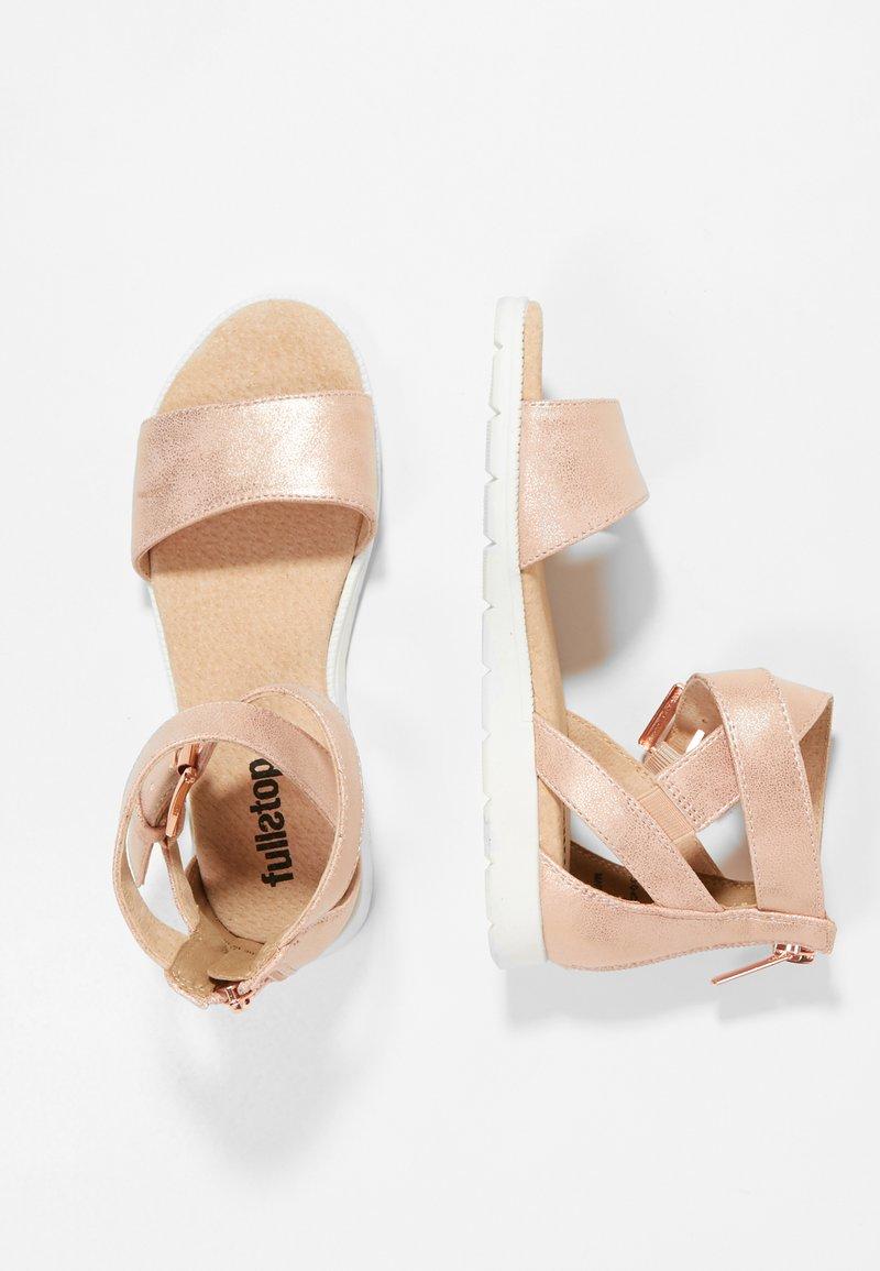 fullstop. - Sandals - rose