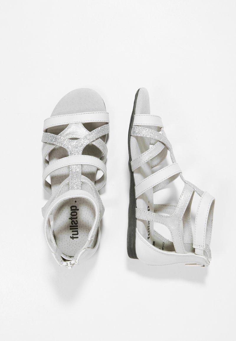 fullstop. - Sandals - white