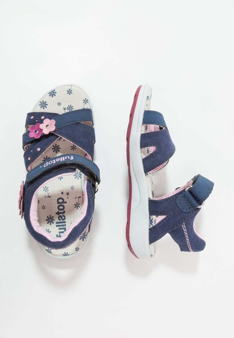 fullstop. - Sandals - blue