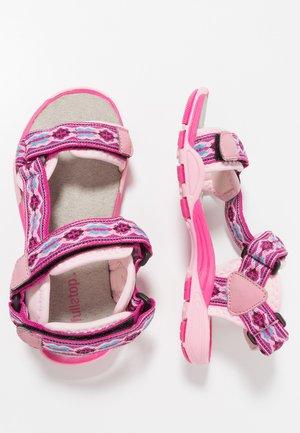 Trekkingsandale - pink
