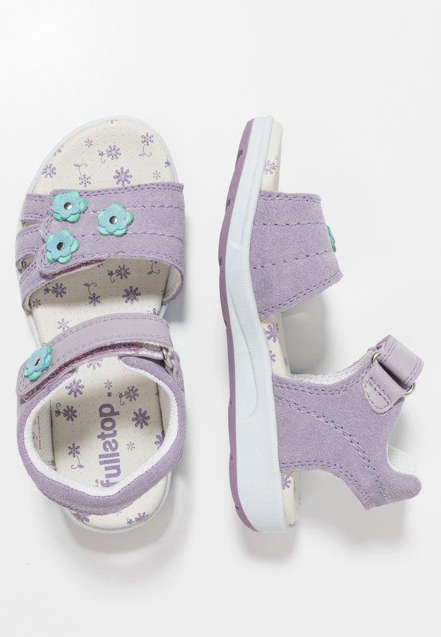 Sandaler - purple