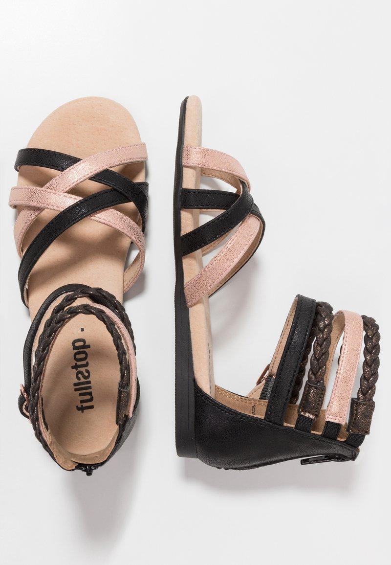 fullstop. - Sandals - black