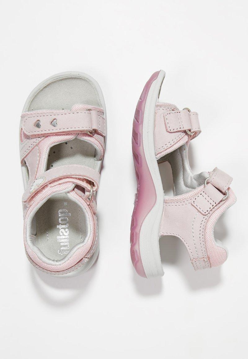 fullstop. - Walking sandals - rose