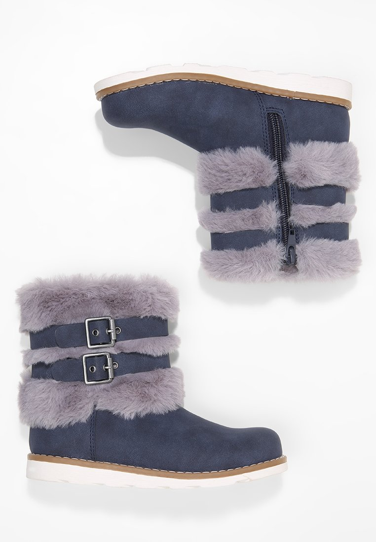 fullstop. - Classic ankle boots - dark blue