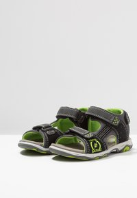 fullstop. - Walking sandals - black - 3