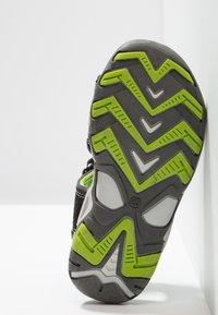 fullstop. - Walking sandals - black - 5