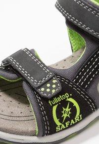 fullstop. - Walking sandals - black - 2